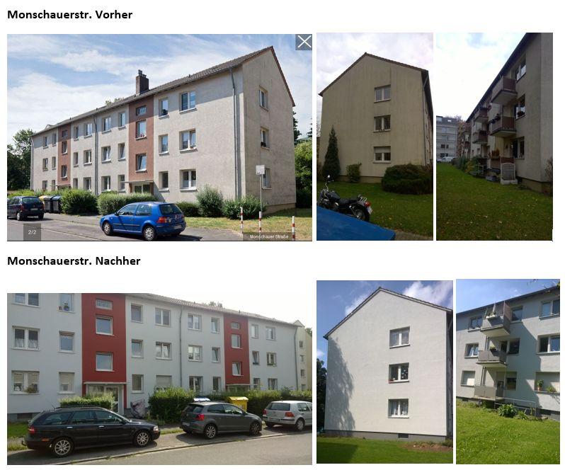 Renovierungen, Modernisierungen Und Sanierungen Von Wohnungen, Häusern Und  Fassaden Referenzen: